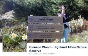 The Highland Titles Nature Reserve Facebook Page